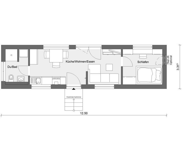 Tiny-Haus-kaufen-FlyingSpace-mit 30 qm-Schwoerer Haus