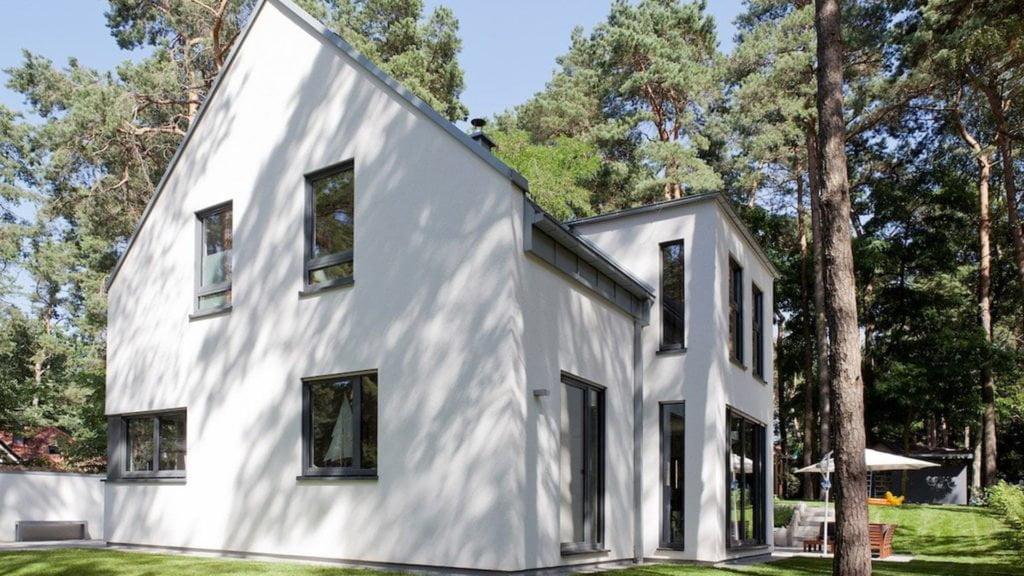 Einfamilienhaus-Grundriss vom Haus Erlenbach von Gussek Haus